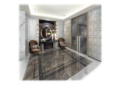 Shanghai Twin House Foyer